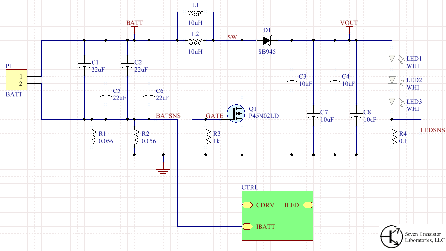 SG3525 push-pull converter mosfet heating problem - Page 1