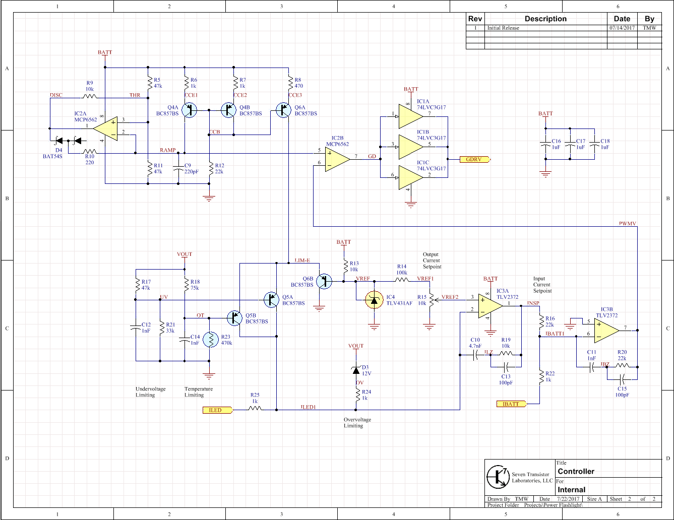 Sg3525 Push Pull Converter Mosfet Heating Problem Page 1 Amplifier Schematic First Understand That The Circuits Along Top Generate Pwm Based On Control Voltage Pwmv This Is Equivalent To Circuitry In