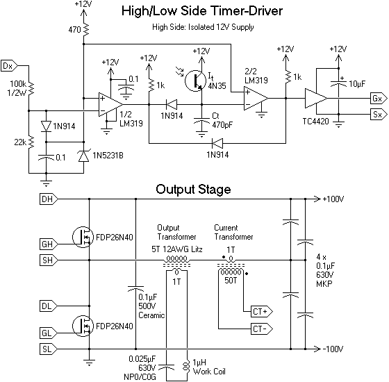 79 together with Single Phase Variable Frequency Drive furthermore Watch as well Galvanically Isolated Mosfet Igbt Gate Drive additionally Index2. on high frequency induction heating schematic